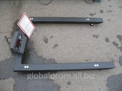 Весы палетные (торговые, складские) 600 кг, 800 х 1200 мм
