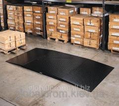 Scales platform (trade, warehouse) 1500 kg