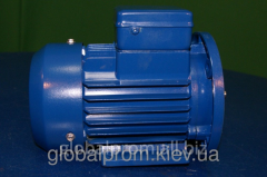 Electric motor of three-phase common industrial