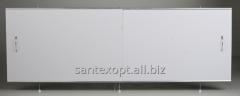 The screen under a bathtub litsevoy150-180*50 cm,