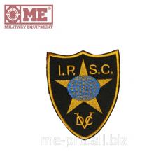 Шеврон IPSC 6x7,5 см