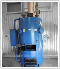 The steam generator on solid fuel Idmar SB of 120