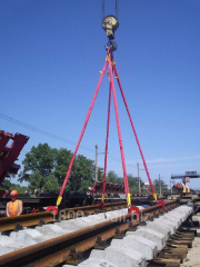 Cargo chain slings