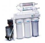 Система обратного осмоса Leader RO-7 6 bio фильтр для воды Лидер с минерализатором и биокерамическим структуризатором