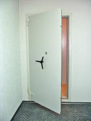 Двери экранированные
