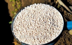 Mineral nitrogen-phosphoruspotassic fertilizer (50-54% N, P2O5 and K2O)