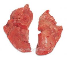 Lungs pork