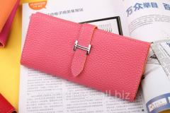 Female purse 089-3 pink