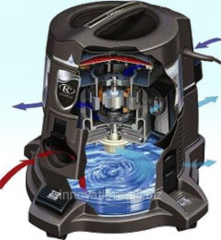 Innovation: The device for purification of air of