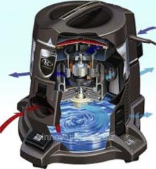 Инновация: Устройство для очистки воздуха от пыли