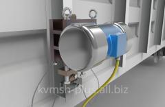 Разгрузчик вибрационный навесной РВХ-1,9 для
