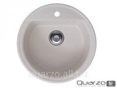 Кухонная гранитная мойка Quarzo,модель Elma