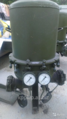 Filter of purification of diesel fuel, FGN-30,