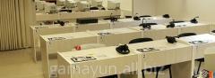Лингафонный кабинет на 16 МЕСТ без тестовой системы и магнитофона
