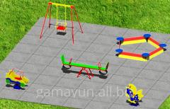 Детская площадка B-1