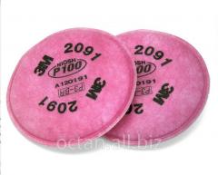 P2 filter 3M 2091