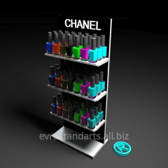 Stand mainonta Chanel Shop