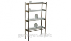 Rack for drying ware of the PROGRAM STATUS WORD
