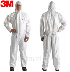 Overalls protective 3M 4510, laminated for