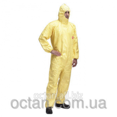 The TYCHEM C (CHA5) overalls are chemical
