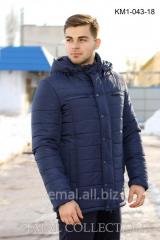Куртка мужская KM1-043
