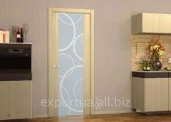 Двери межкомнатные деревянные Millenium
