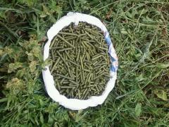 Линия для изготовления травяных гранул