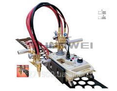 Portable machine of gas-oxygen cutting CG1-30