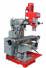 Horizontal-vertical milling machine for metal BF