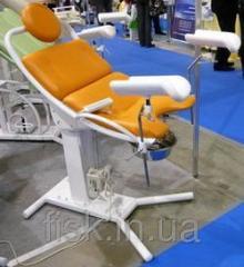 Кресло гинекологическое электроприводное