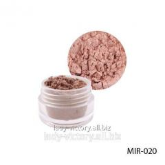 Beige pigment for gel and acrylic powder. MIR-020