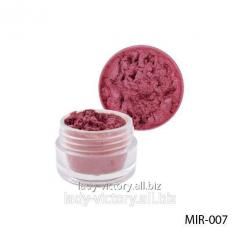 Coral pigment for gel and acrylic powder. MIR-007