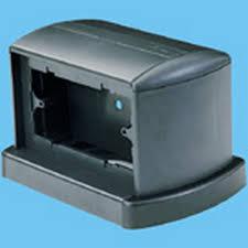 Turret floor bilateral TOR, horizontal expansion,