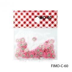 FIMO figures. FIMO-C-60