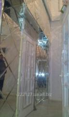 Sklo prozor, tovshchina of 10 mm