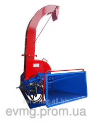 Crusher of PL-120 of wood-waste