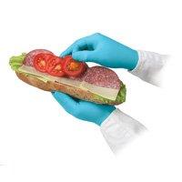 Нитриловые перчатки без талька