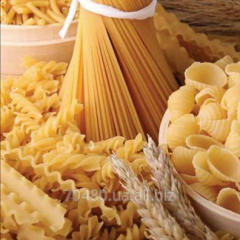 Pasta from firm grades of Durum whea