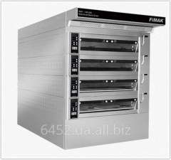 Модульная электрическая подовая печь EKF-120x100/1