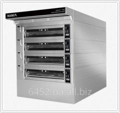 Модульная электрическая подовая печь EKF-120x100/2
