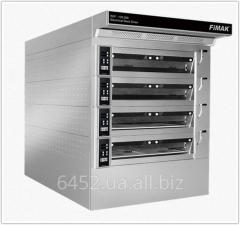 Модульная электрическая подовая печь EKF-120x100/3
