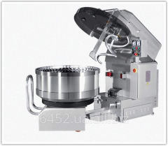 Автоматический спиральный тестомес с подкатной