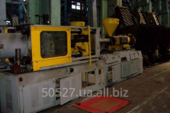 Equipment for production of plastic