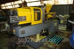 Injection molding machine DE3327, peripheral