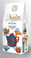 Tea black gift TM NADIN