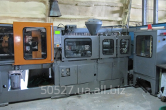 Machine for molding, injection molding machine
