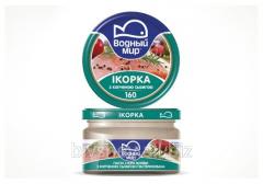 Ikorka with smoked salmon