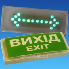 Index Output V-07I-12/24 light and sound siren