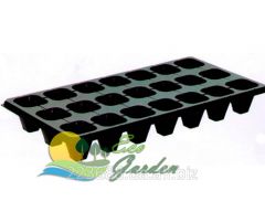 The cartridge for seedling 21 cells (54 x 28 cm) -