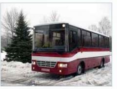 Автобус А083.10 туристический в Украине, Черниговский автозавод  Автобусы междугородные, туристические